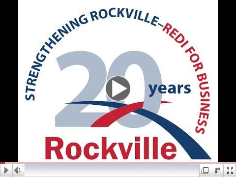 REDI Celebrates 20 Years Working for Rockville Businesses!