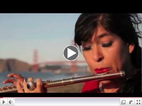 3 Beats III for Beatbox Flute played by Viviana Guzman
