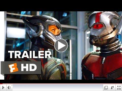 Ant-Man and the Wasp | Rated PG-13