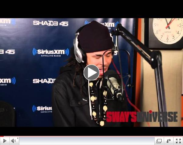 Dee-1 Freestyles on Sway in the Morning