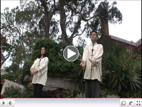 Kabbalah Tai Chi workout by lifeinmotion.com.au