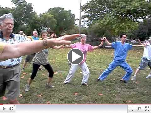 World Tai Chi Day 2012 at Ingalls Park