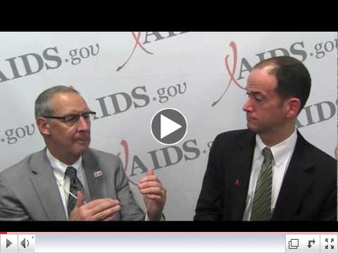 Conversations from AIDS 2012 - Carl Dieffenbach and Miguel Gomez