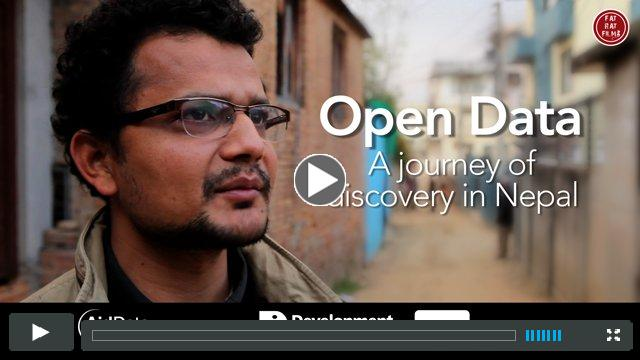 Open Data: A Journey of Discovery in Nepal (Short Version)