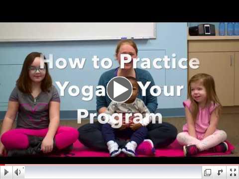 CCCW Yoga Video
