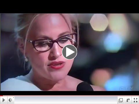 Patricia Arquette wins