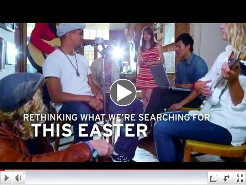 RETHINK CHURCH - Easter Message