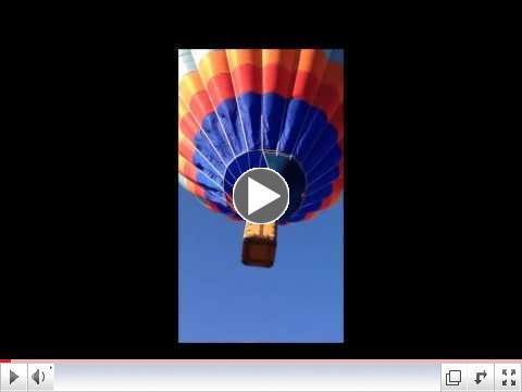 Kinney Pike Balloon Ride Winners Taking Off!