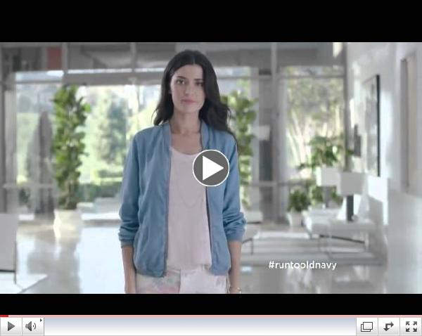 Old Navy Julia Louis Dreyfus Commercial 2015 Hold the Elevator