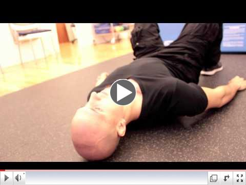 Lacrosse Ball Use for Upper Back and Neck Pain