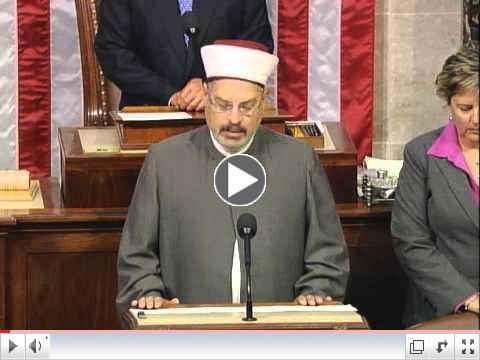 Imam Hamad Ahmad Chebli Opening Prayer