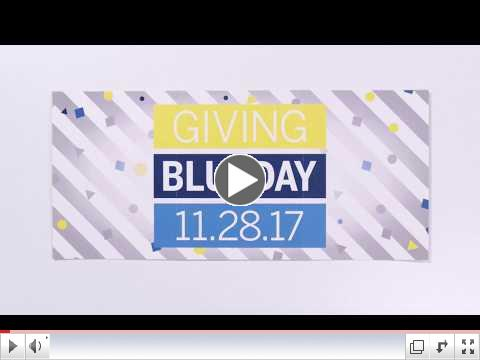 Giving Blueday 2017