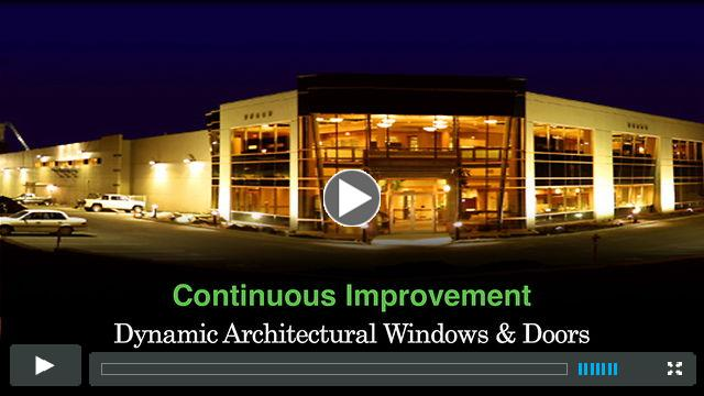 Continuous Improvement at Dynamic Windows