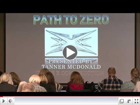 Tanner McDonald's Presentation