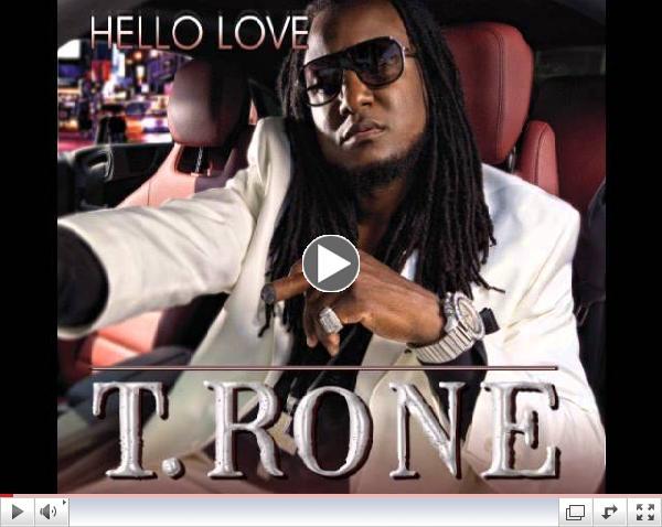 T.Rone Hello Love (Fuck You Love)
