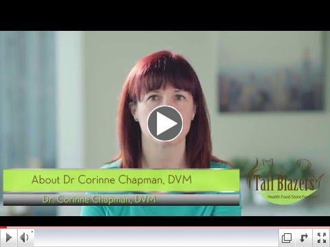 About Dr Chapman, DVM
