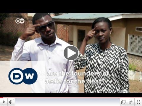 Rwanda: Media for the Deaf (M4D) | DW