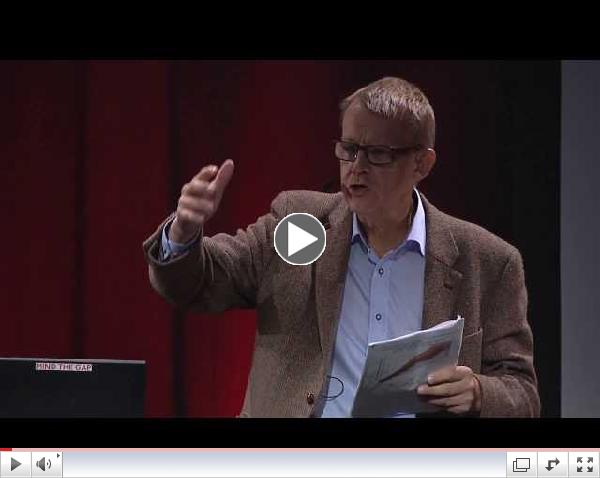 Hans Rosling - 200 years of global change