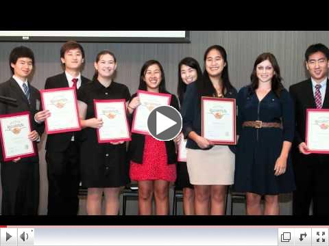 CAUSE 2011 interns graduation