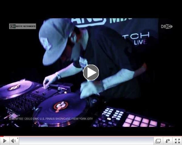 DJ Shiftee || 2010 DMC U.S. Finals Showcase (Part 1)