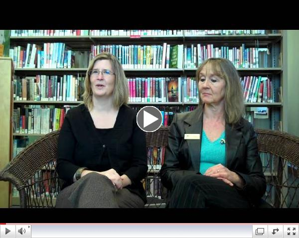 Interview with Barb Twigg and Laura Schnackenberg