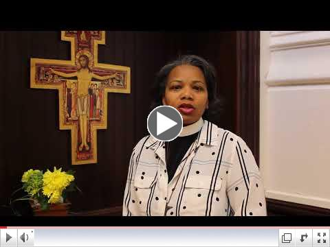 A brief message from Rev. Glenna