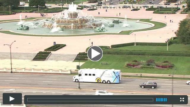 SolidLine Media Chicago Aerial Shoot Clips
