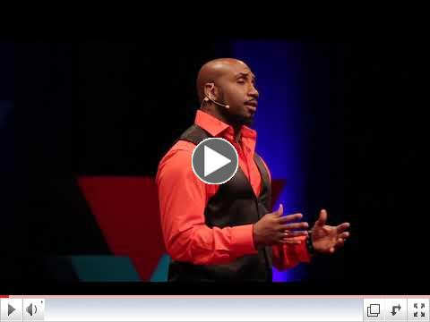 Theo Wilson's TEDx talk ... the power of