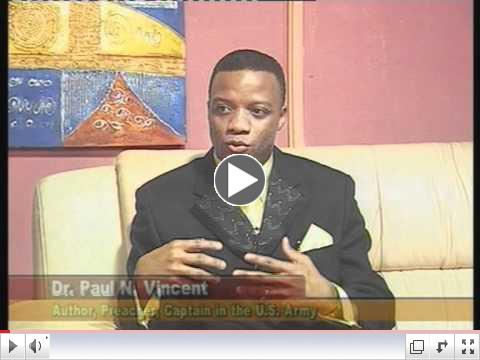 NTA A.M. Express TV Interview With Dr. Paul N. Vincent