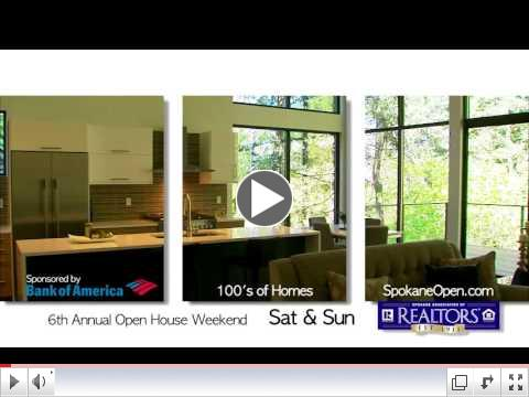 Spokane REALTORS� Open House Weekend