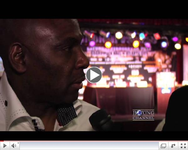 Mike Stafford, Adrien Broner's trainer, says Broner's strength is out-thinking his opponents.