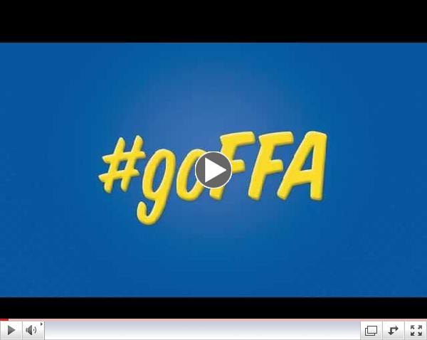 2014-15 National FFA Organization Theme - Go All Out - #goFFA
