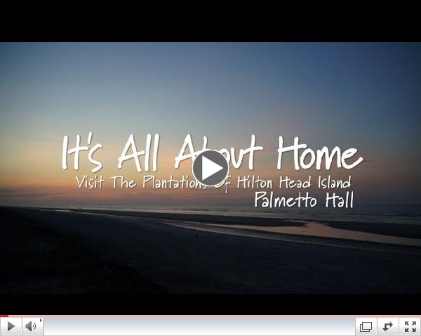 Its All About Home: Palmetto Hall