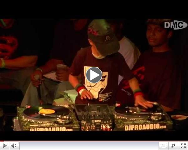 DJ A-Kidd || 2008 DMC U.S. Finals
