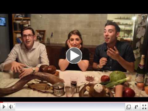 Mayim Bialik and the Maccabeats explain Rosh Hashanah!