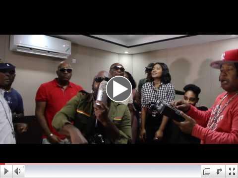 Platinum Kids Featured In Grammy Award Winner Richie Stephens Video 'Sound Boy You Dead' 7