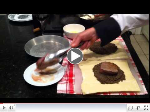Wine & Food Recipe Pairing: Beef Wellington