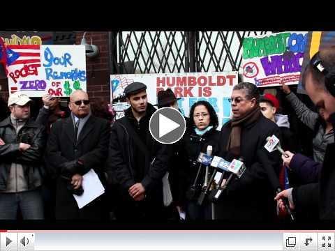 Humboldt Park Residents and Businesses Defend Their Community