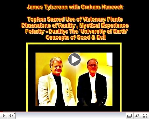 Graham Hancock on Mystical Experience & Good vs Evil in Duality