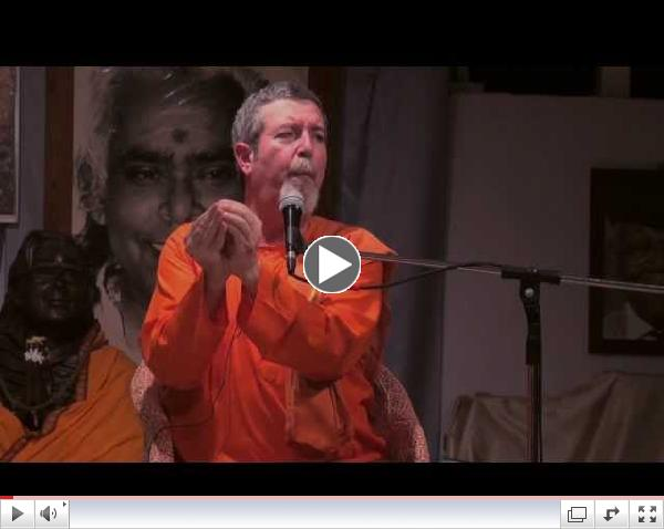 Swami Swaroopananda Q&A: What is the relationship between grace and karma?