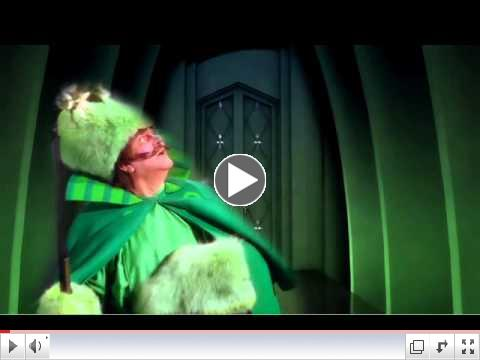 Emerald City Multiball - LCD Annimation