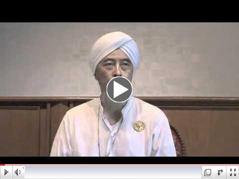 Sunder Singh Khalsa Teaching at the Kundalini Yoga Festival Asia