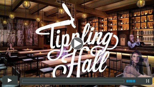 What is Tippling Hall?