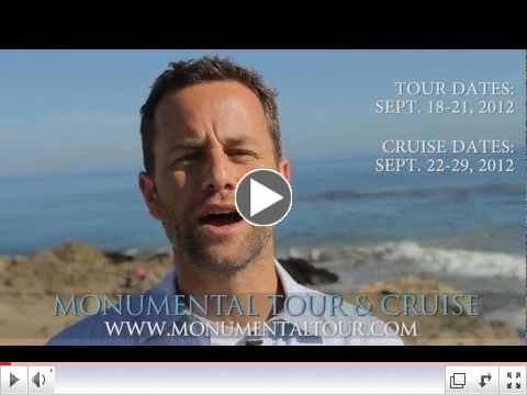 Kirk Cameron Introduces the Monumental Tour & Cruise