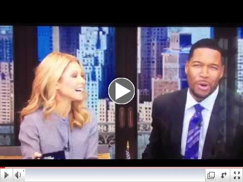 Michael Strahan on