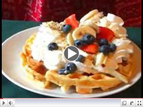 The Creation of a Shrove Waffle
