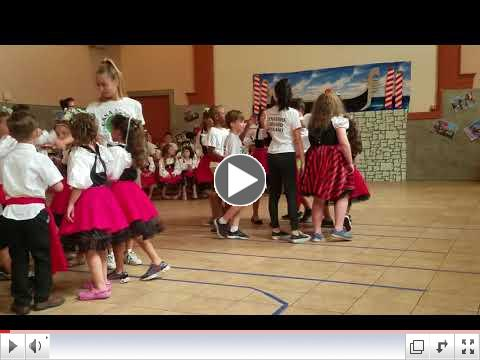 Tarantrella Groups # 3 & 4 | The Tarantella Dance Part 2 | Casa Italia Summer Camp | July 20, 2018