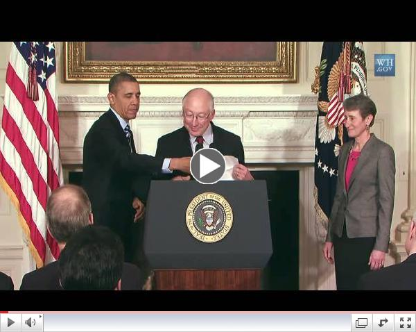 President Obama Nominates Sally Jewell as Secretary of the Interior #obama #jewell #secretary