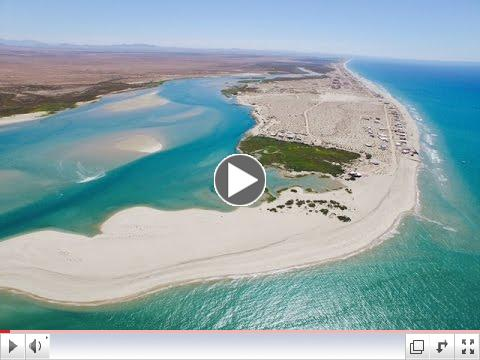 Drone Video of Morua Estuary
