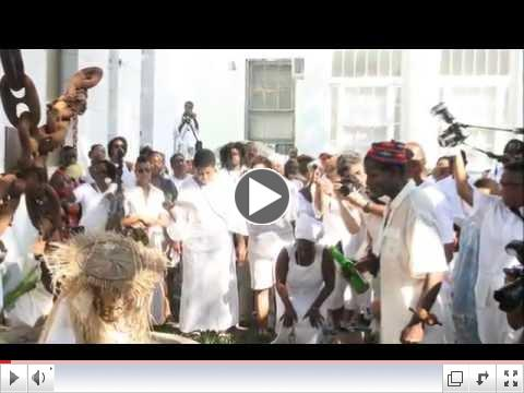 Ashé Cultural Arts Center's Maafa Commemoration in New Orleans